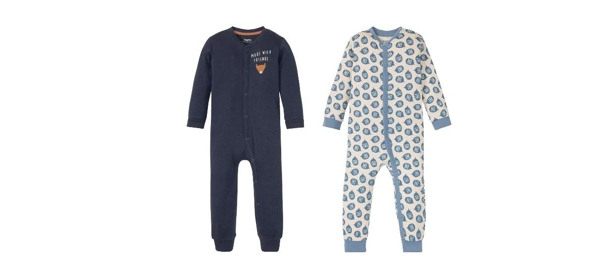 pijama entero 100 algodon bebe