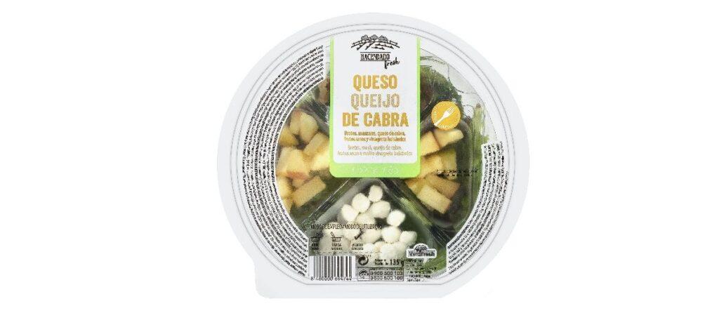 queso cabra mercadona 1024x473 - Ensalada queso de cabra y frutos secos Hacendado de Mercadona