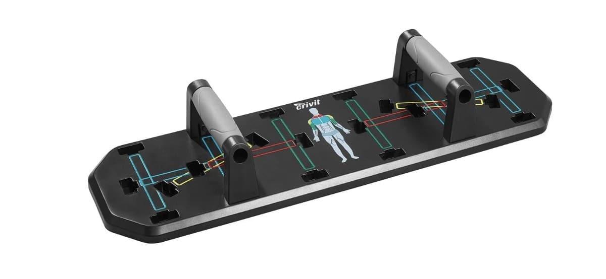 tabla de flexiones lidl