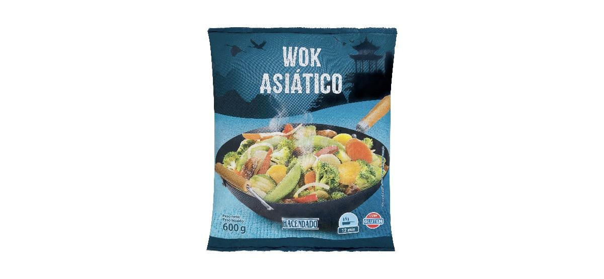 wok asiatico de verduras de mercadona hacendado