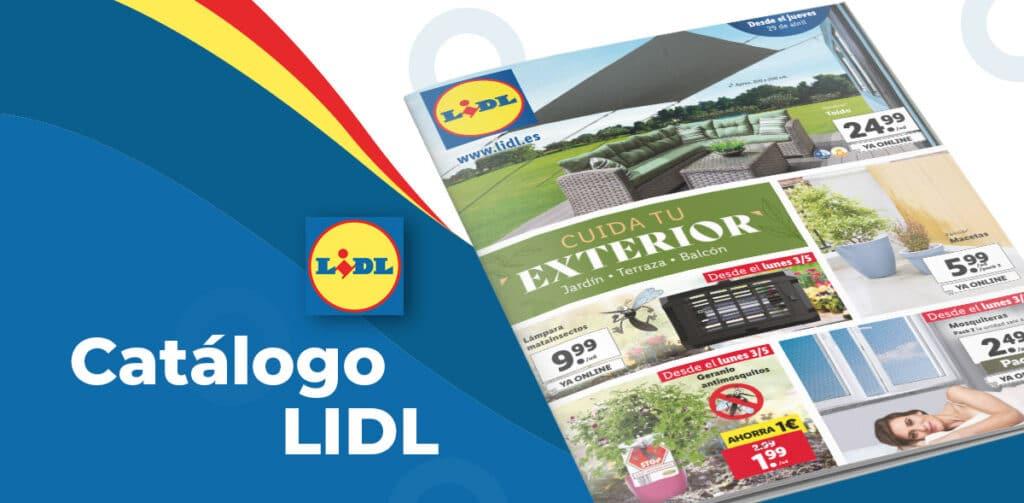 29 abril lidl 1024x503 - Catálogo LIDL bazar del 29 al 5 de mayo