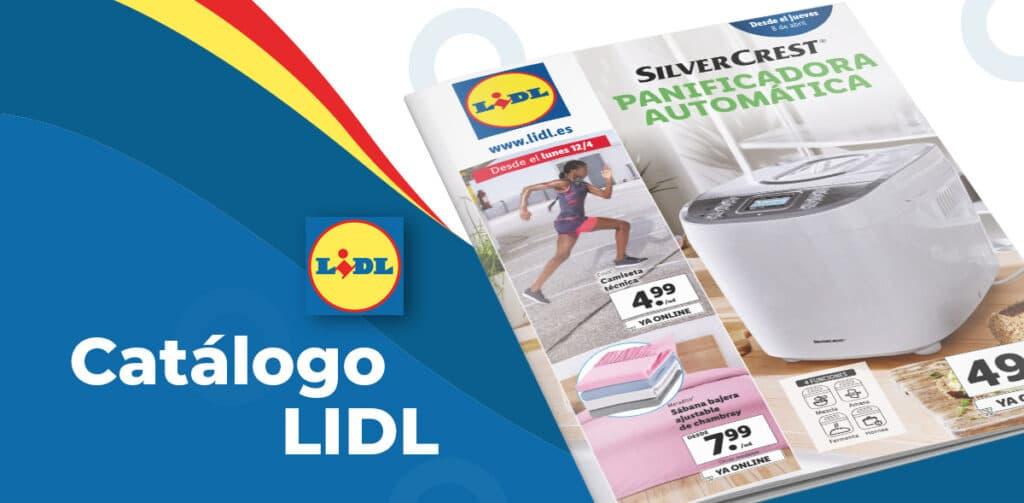 FOLLETO lidl 8 marzo 1024x503 - Catálogo LIDL de artículos del 8 al 14 de abril