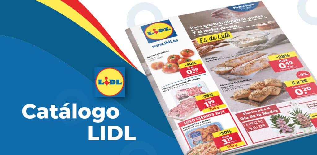 LIDL alimentacion 29 abril 1024x503 - Catálogo LIDL del 29 al 5 de mayo