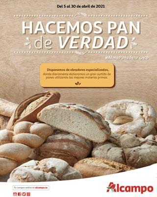 alcampo pan