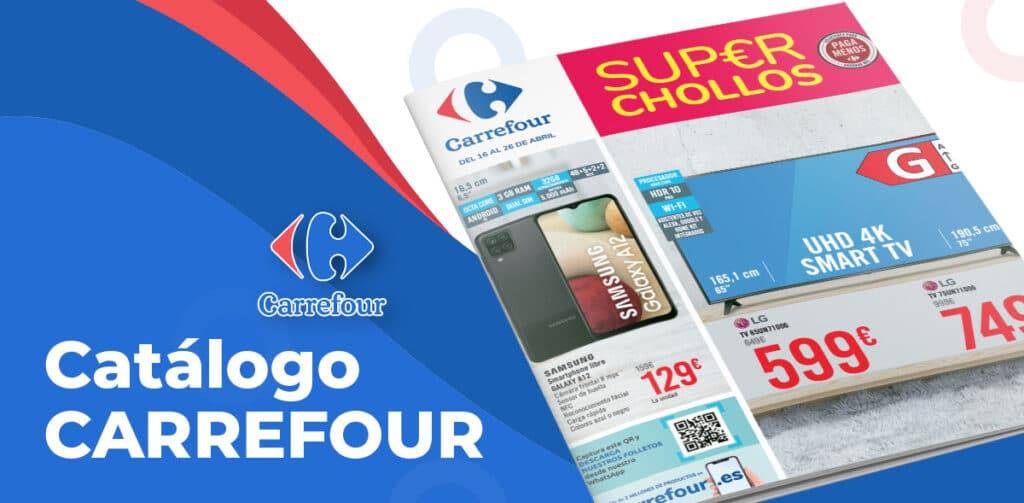 chollos tv carrefour 1024x503 - Super Chollos en Carrefour del 16 al 26 abril