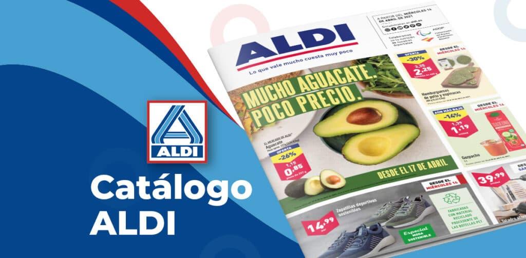 folleto 14 abril aldi 1024x503 - Catálogo ALDI del 14 al 20 de abril