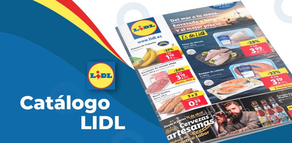 lidl alimentacion 15 abril 1024x503 - Catálogo alimentación Lidl del 15 al 21 abril