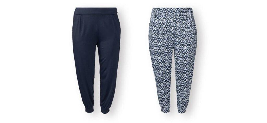 pantalon de talla grande para mujer esmara lidl 1024x473 - Pantalón de tallas grandes para mujer en Lidl