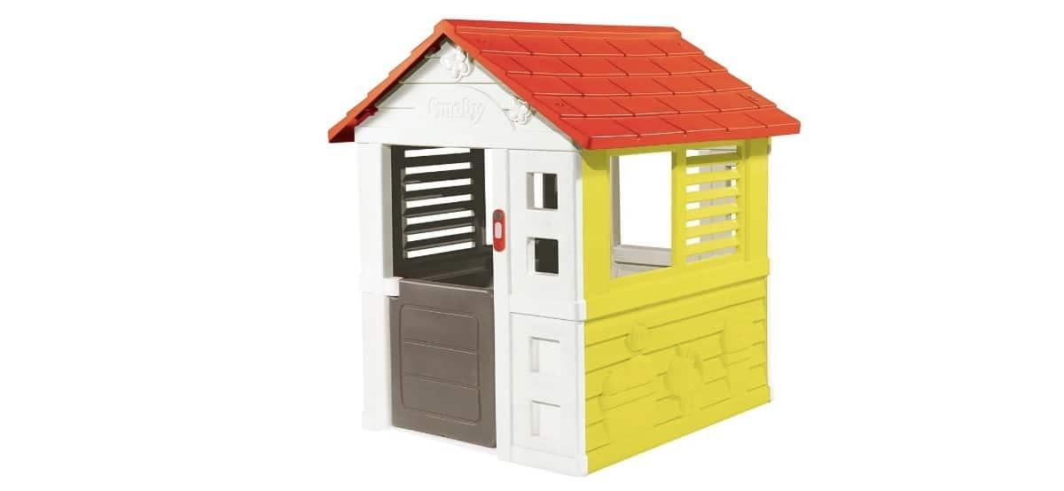 smoby casa infantil en lidl