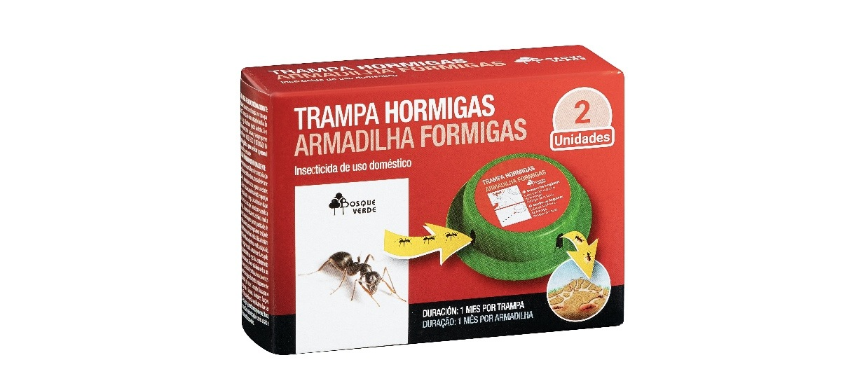 trampa para hormigas bosque verde de mercadona