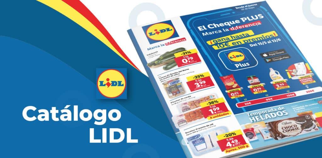 20 mayo lidl 1 1024x503 - Catálogo Lidl alimentación del 20 al 26 de mayo