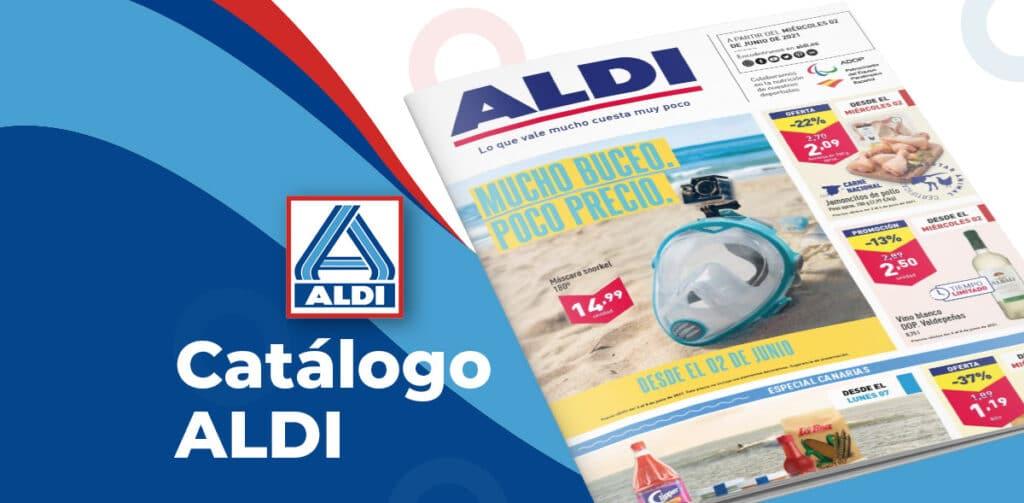 ALDI junio 2 1024x503 - Catálogo ALDI del 2 al 8 de junio