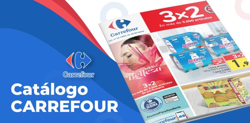 CARREFOUR mayo folleto 1024x503 - Folleto 3x2 Carrefour hasta el 10 de mayo