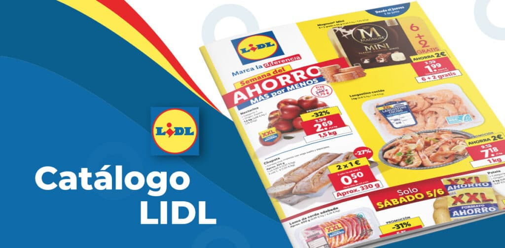 LIDL 3 junio 1024x503 - Catálogo LIDL del 3 al 9 de junio