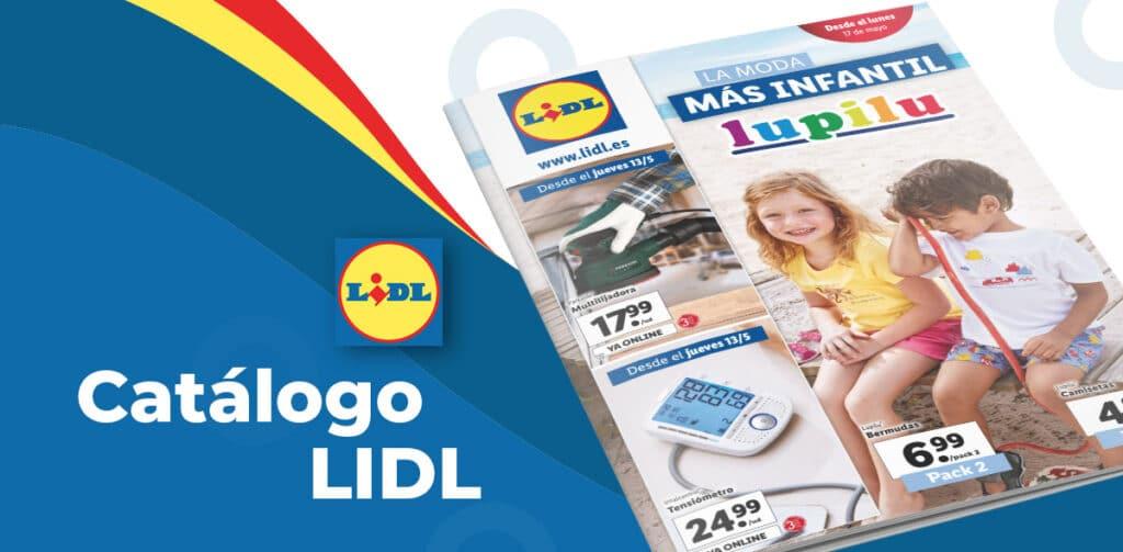LIDL BAZAR 13 mayo 1024x503 - Catálogo Lidl bazar del 13 al 19 de mayo