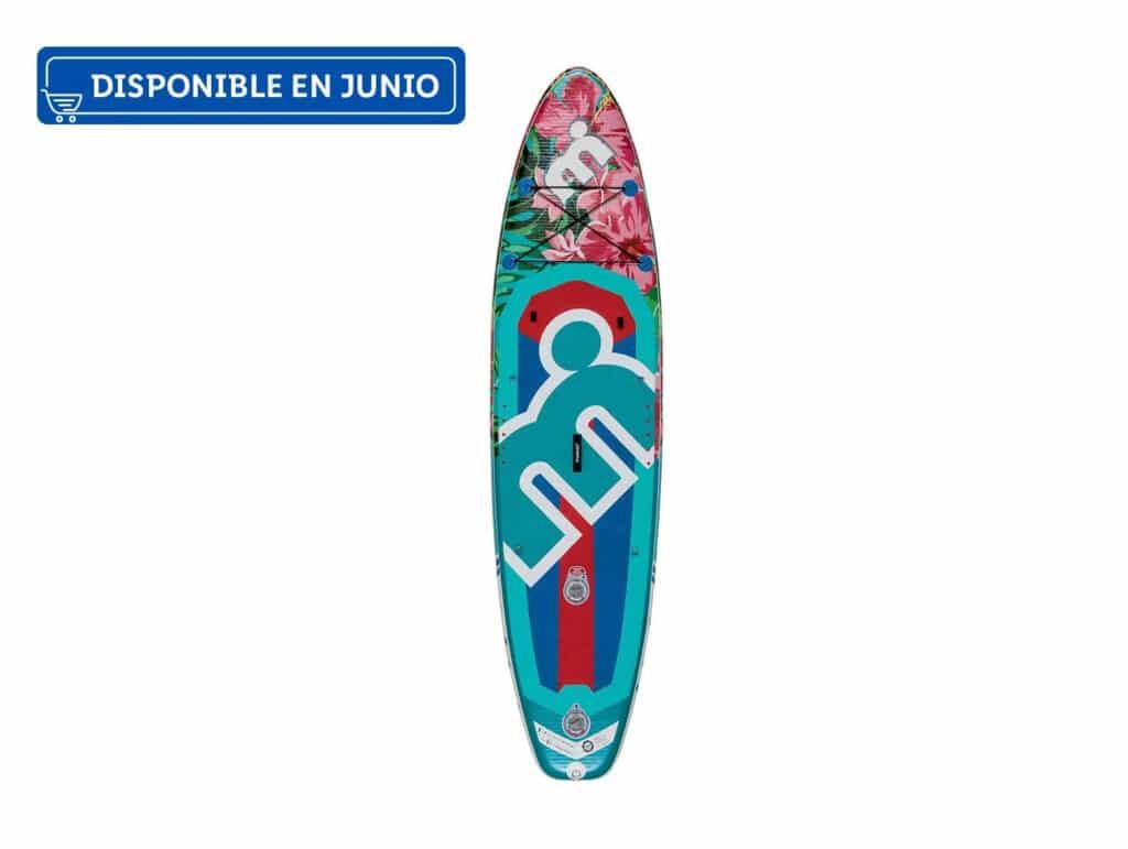 Mistral tabla de paddle surf aventuras hinchable 1024x771 - Tablas de paddle surf Mistral en Lidl