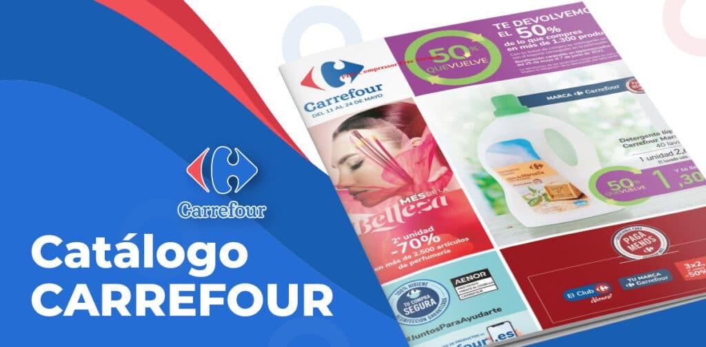 carrefour mayo 1024x503 - 50% de descuento en Carrefour hasta el 24 de mayo