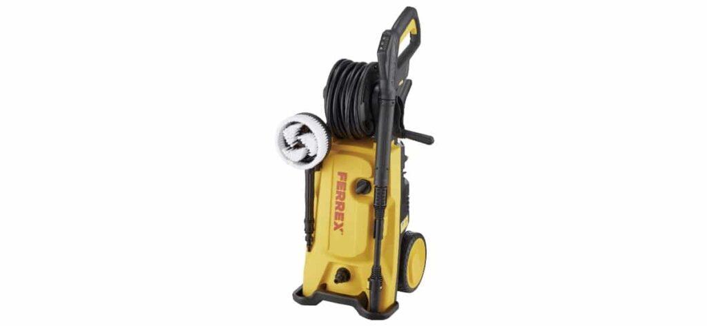 limpiador alta presion ferrex aldi 1024x473 - Limpiador de alta presión Ferrex en Aldi
