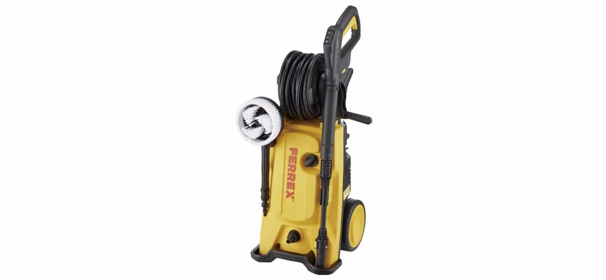 limpiador alta presion ferrex aldi - Mejores hidrolimpiadoras