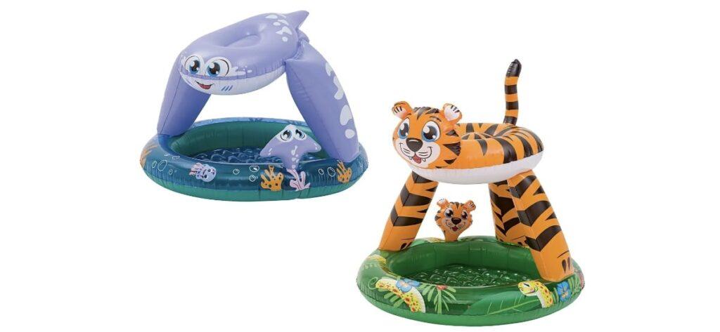 piscina hinchable con cubierta crivit infantil en lidl 1024x473 - Piscina hinchable infantil con cubierta de Lidl