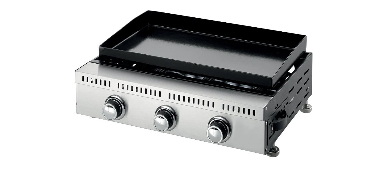 plancha grill gas lidl