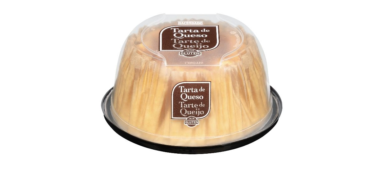 tarta de queso hacendado de mercadona