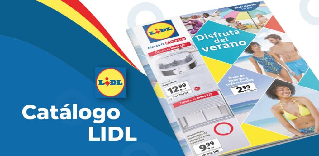 LIDL catalogo 1 julio