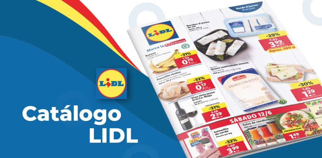 LIDL folleto 10 junio 1024x503 - Catálogo alimentación Lidl del 10 al 16 junio