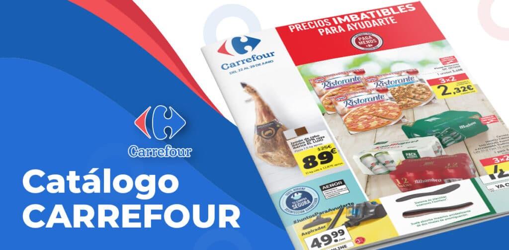 carrefour catalogo imbatibles 1024x503 - Catálogo Carrefour con precios imbatibles hasta el 29 de junio
