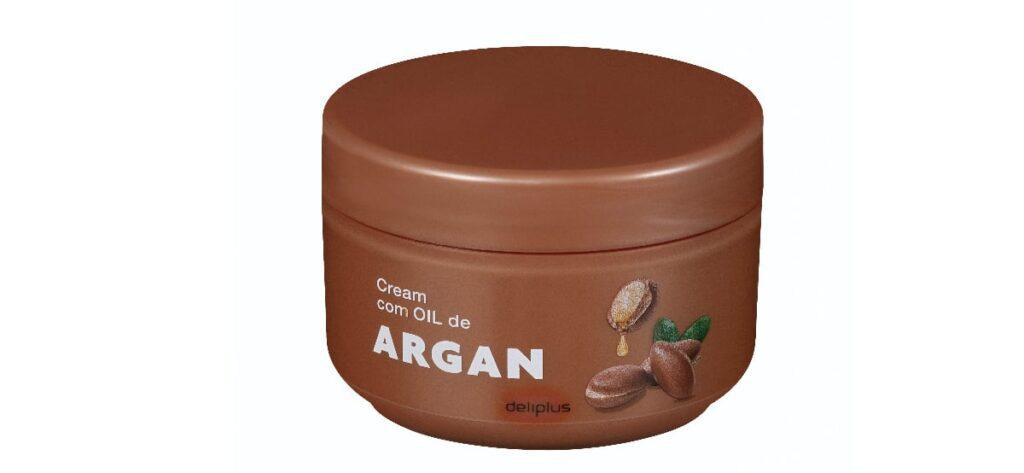 crema corporal con aceite de argan deliplus mercadona