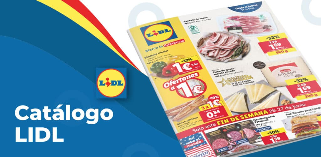 lidl 24 alimentacion ofertas 1024x503 - Catálogo LIDL alimentación del 24 al 30 junio