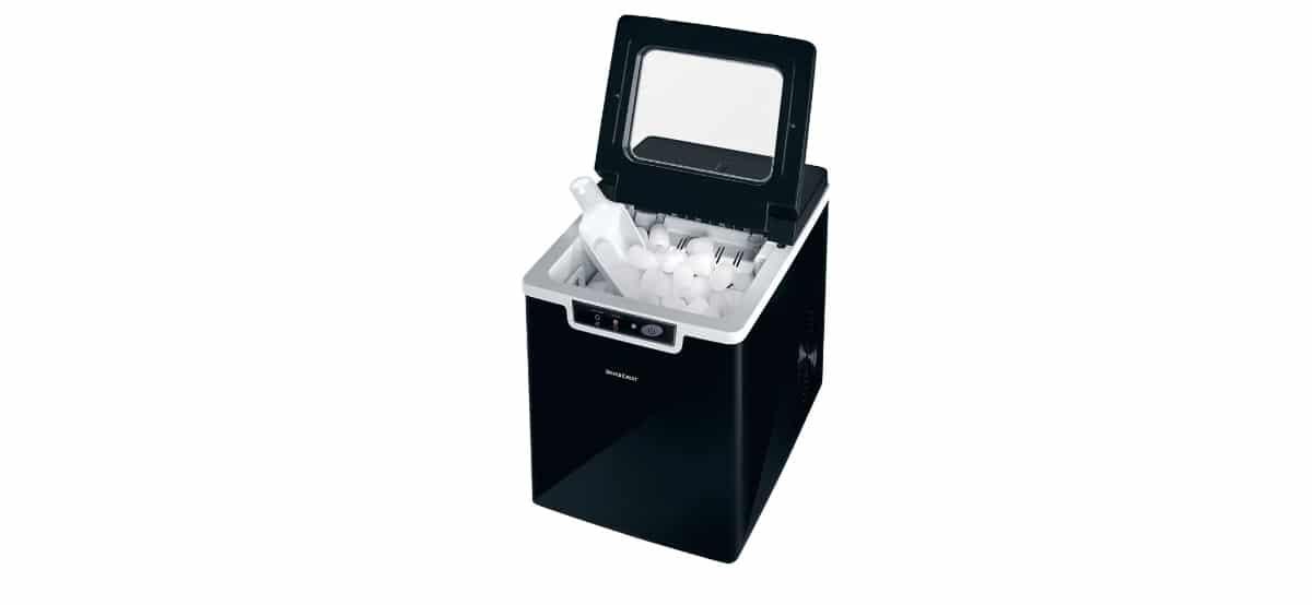 maquina de cubitos de hielo silvercrest en lidl