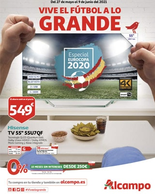 tv alcampo eurocopa