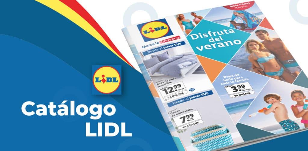 verano lidl folleto 1024x503 - Artículos para el verano en LIDL del 10 al 16 de junio