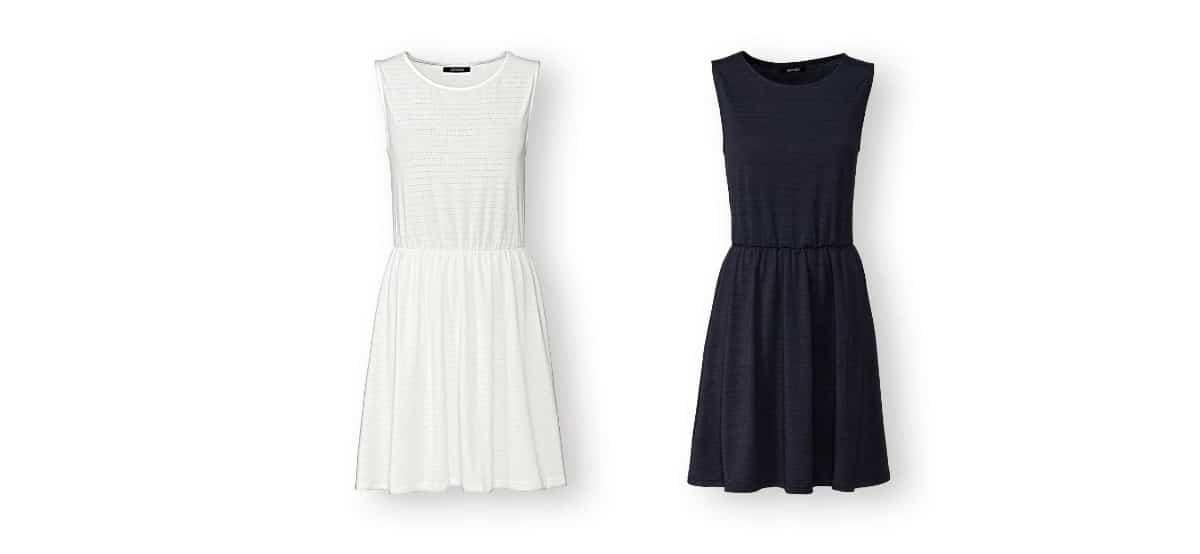 vestido corto para mujer en Lidl