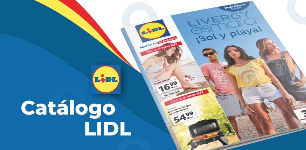 7 julio lidl 1 1024x503 - Catálogo LIDL del 7 al 13 de julio