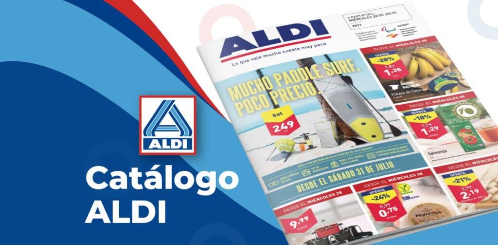 aldi julio 1024x503 - Catálogo ALDI del 28 de julio al 3 de agosto
