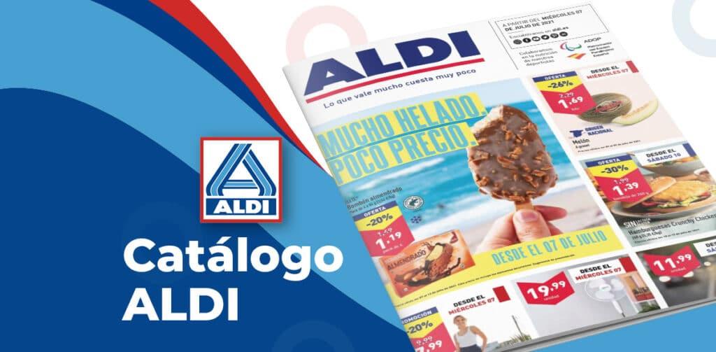 aldi ofertas julio 1024x503 - Folleto ALDI del 7 al 13 julio