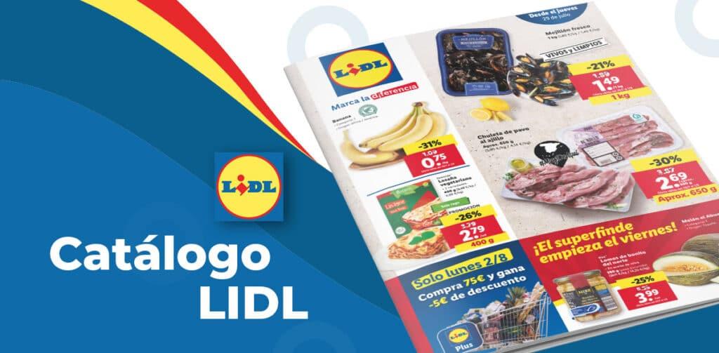 catalogo alimentacion lidl 29 julio 1024x503 - Catálogo alimentación Lidl del 29 julio al 4 agosto