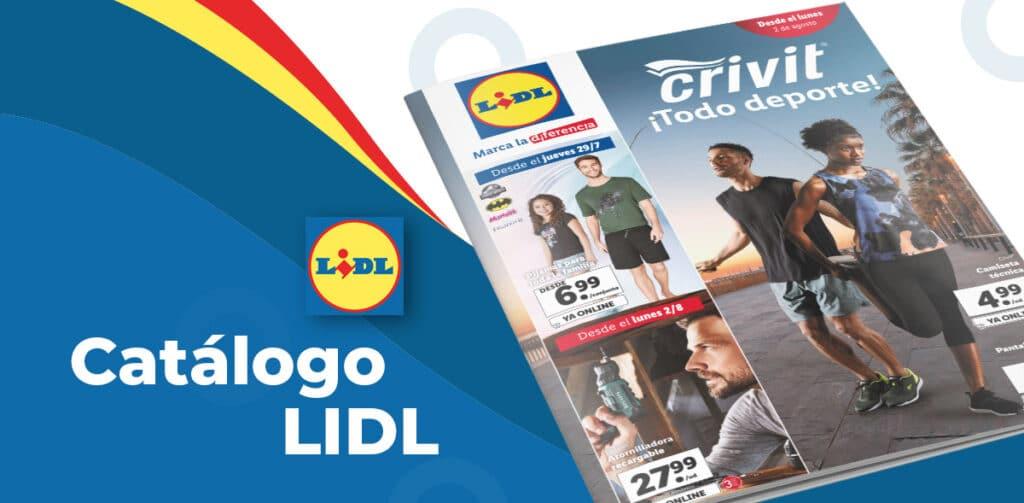 catalogo lidl 29 agosto 1024x503 - Catálogo Lidl productos del 29 al 4 de agosto
