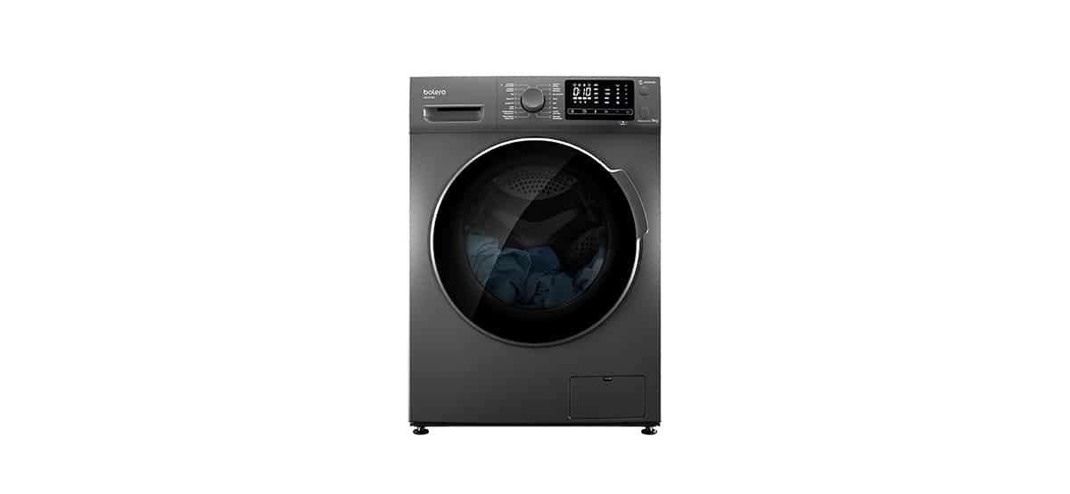 lavadora bolero cecotec dresscode 9600 inverter steel