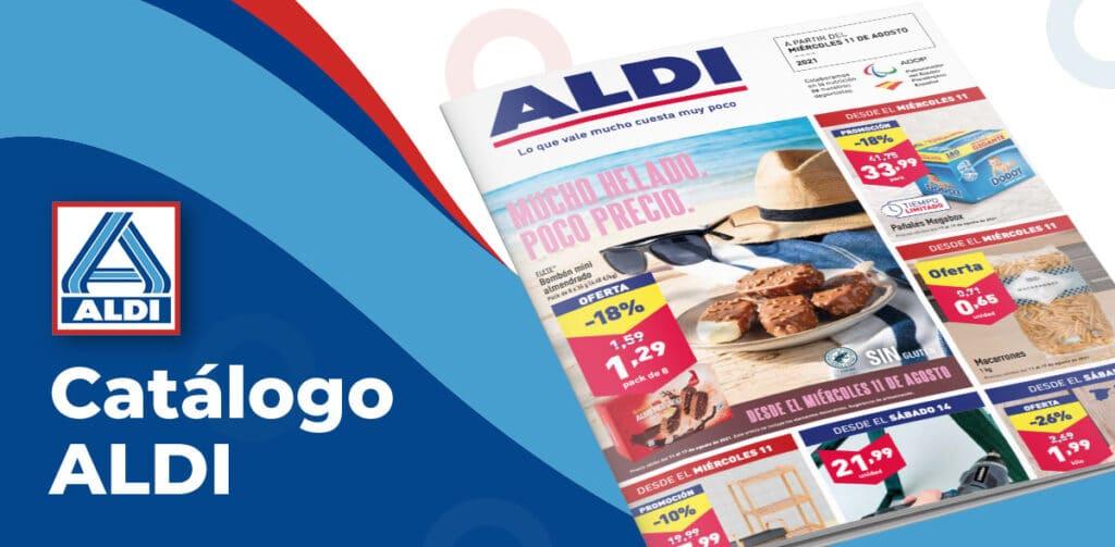 ALDI CATALOGO AGOSTO 1024x503 - Catálogo ALDI del 11 al 17 de agosto