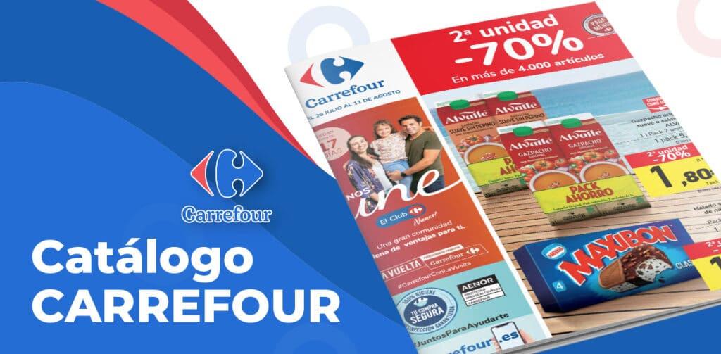 CARREFOUR AGOSTO descuentos 1024x503 - Catálogo Carrefour 70% descuento hasta el 11 agosto