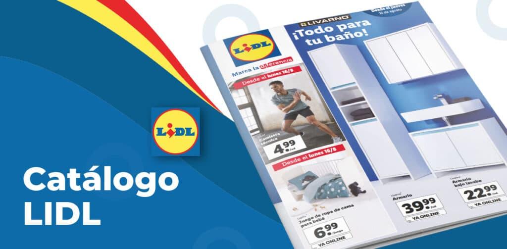 agosto lidl articulos 1024x503 - Catálogo de artículos LIDL del 12 al 18 agosto
