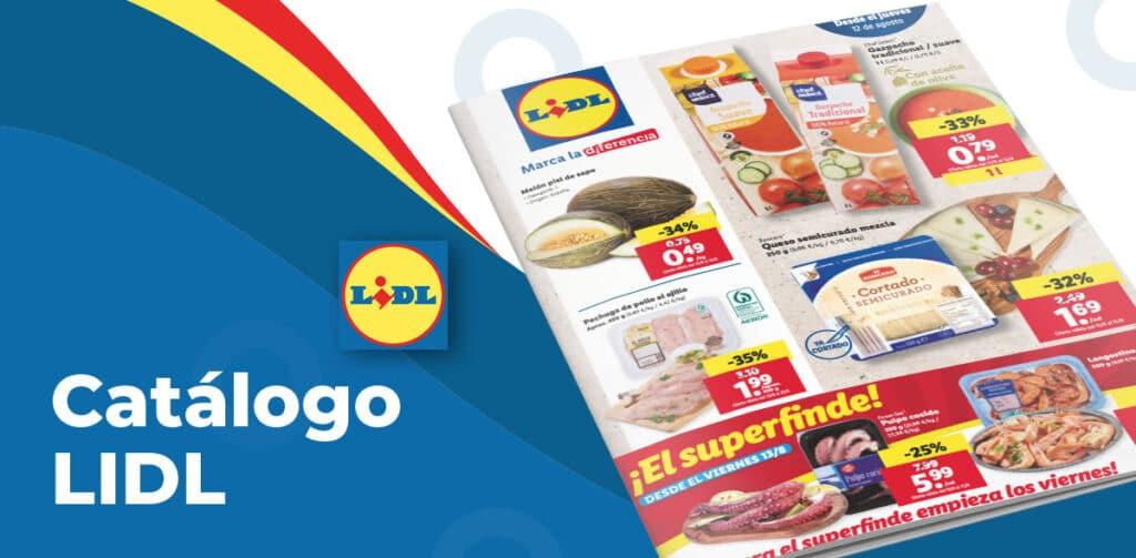 alimentacion 12 agosto ofertas 1024x503 - Folleto Lidl alimentación del 12 al 18 agosto