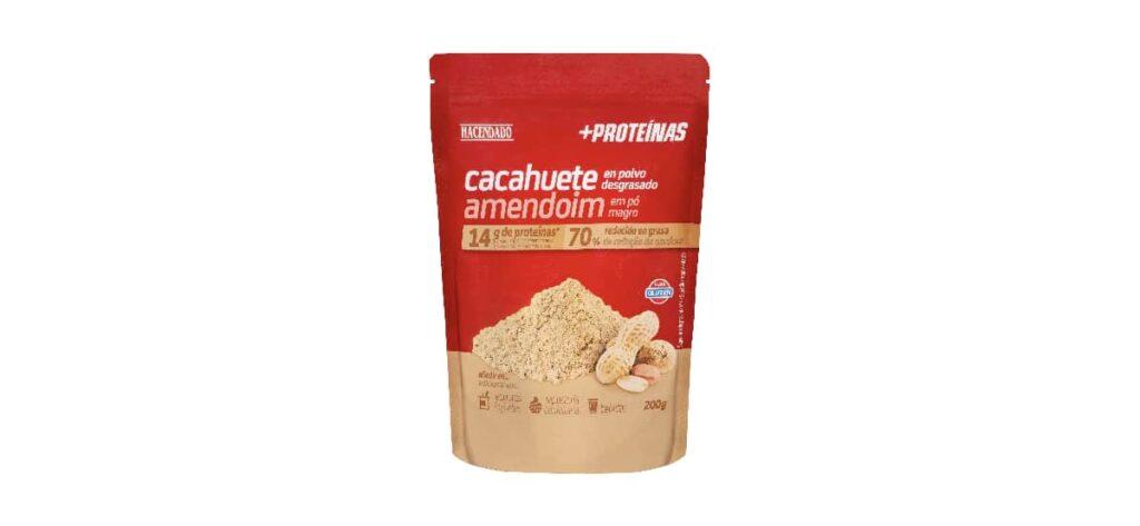 cacahuete en polvo desgrasado mercadona hacendado 1024x473 - Cacahuete en polvo desgrasado Mercadona