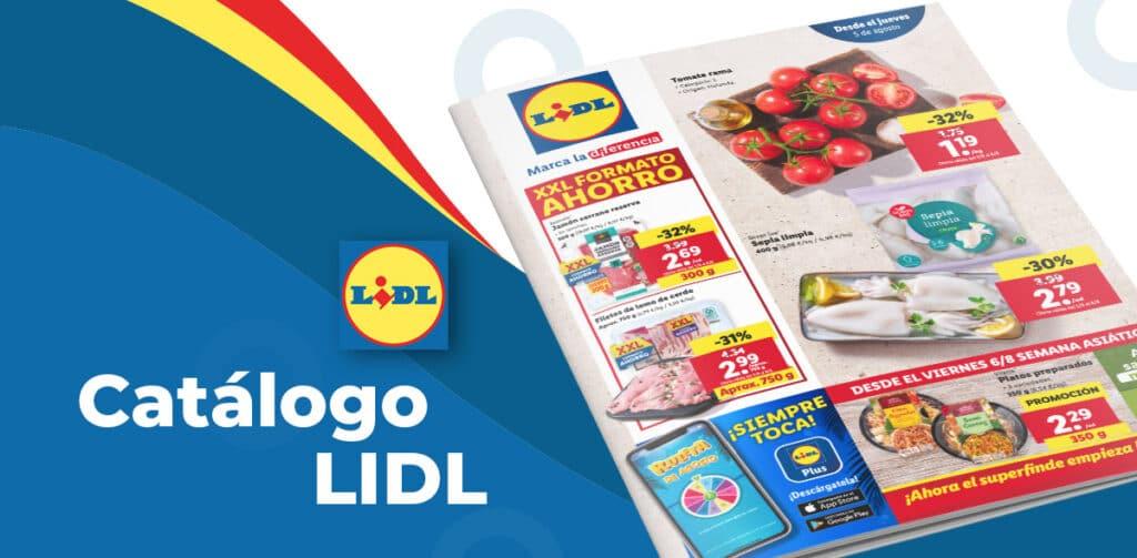 catalogo alimentacion 5 agosto lidl 1024x503 - Ofertas en Lidl en alimentación del 5 al 11 agosto