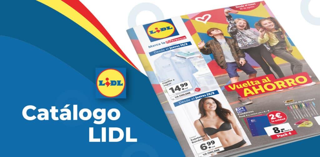 catalogo bazar lidl 26 agosto 1024x503 - Catálogo LIDL bazar del 26 al 1 septiembre