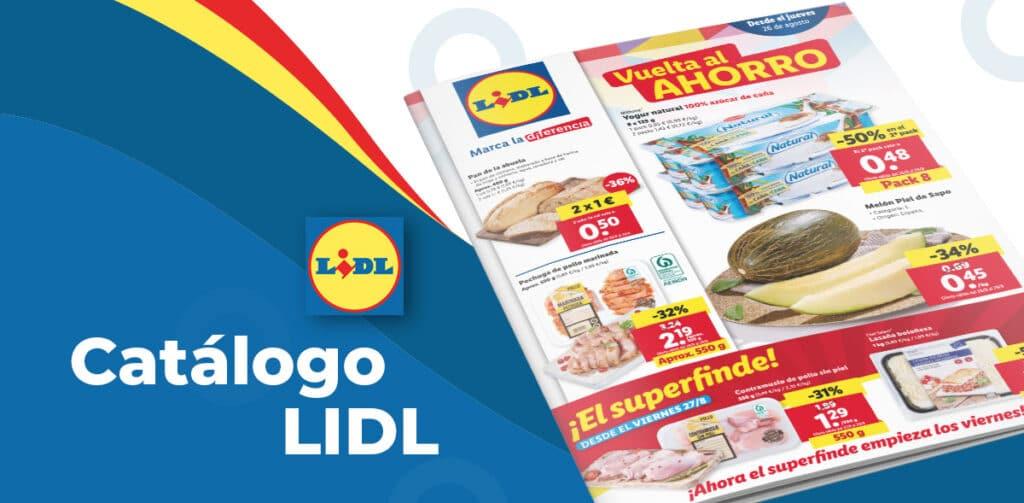 catalogo lidl 26 agosto 1024x503 - Catálogo LIDL alimentación del 26 agosto al 1 septiembre