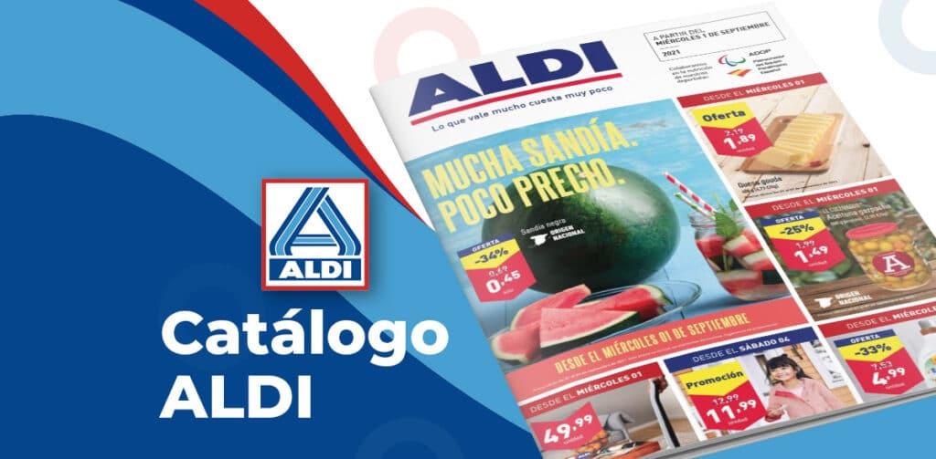 folleto 1 septiembre aldi 1024x503 - Catálogo Aldi del 1 al 7 septiembre